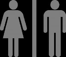 Large Bathroom Logo Clip Art at Clker.com - vector clip art online ...