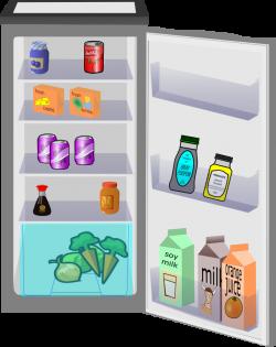 Dirty fridge clipart - marymar.info
