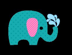 Elefantes - CuteElephants5.png - Minus | clipart | Pinterest ...