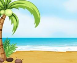 beach clip art | Beach-Clip-Art.jpg | Mia | Pinterest | Clip art ...