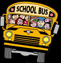 schoolbus clipart | Clip Art - school bus | terrace | Pinterest ...