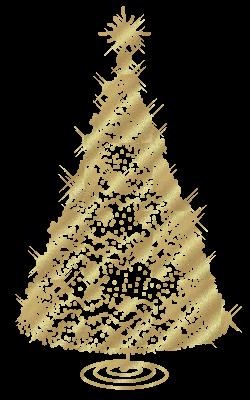 christmas tree clip art transparent background | fourwallsonly.com ...