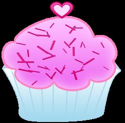 Pink Cupcake Clipart by WordDraw.deviantart.com on @DeviantArt ...
