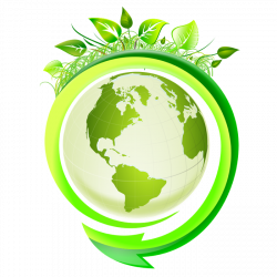 Environmental clipart eco green graphics earth day | Because School ...