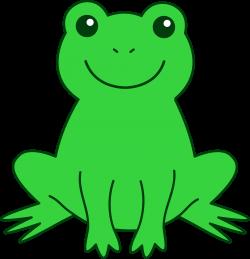 5 Frogs Cartoon - ClipArt Best | Alphabet project | Pinterest ...
