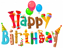 Funny Happy Birthday Clipart Image | Gallery Yopriceville - High ...