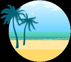 Summer Sea Decoration PNG Clipart Image | HOLIDAY-SUMMER and SAIL ...