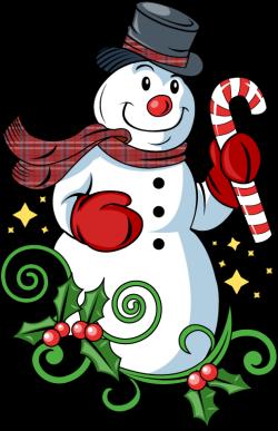 CHRISTMAS SNOWMAN CLIP ART | CLIP ART - SNOWMAN - CLIPART ...
