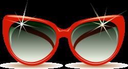 Sunglasses Beach Summer Clip art - Red border sunglasses 1501*821 ...