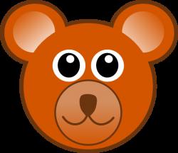 Bear Clip Art at Clker.com - vector clip art online, royalty free ...