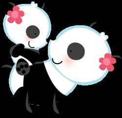 ZWD_BabyLove - ZWD_Pandas.png - Minus   clipart   Pinterest   Panda ...