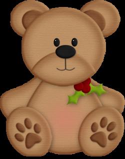Alena1984 — «jss_peppat_bear.png» на Яндекс.Фотках | Christmas Clip ...