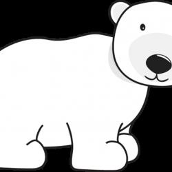 Clipart Of A Polar Bear - Alternative Clipart Design •