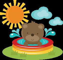 Summer Clipart bear - Free Clipart on Dumielauxepices.net