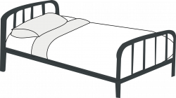 bed clipart - Google Search | storage cupboard | Pinterest | Pillows ...