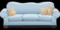 Sofa Furniture Clipart DownloadClipartorg, Sofa Bed Clip Art - Wfnn