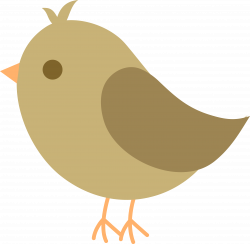 Brown Baby Sparrow | brown sugar | Pinterest | Clipart images, Free ...