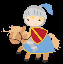 Princesas e cavaleiros - Minus | Printables For Kids Clip Art 2 ...