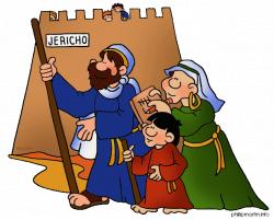 Joshua at Jericho Joshua 1-5 (He Bids Them Come) | Bible | Pinterest ...
