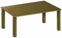 Surprising Table And Chairs Clipart 22 HDBF1013 GG | onlyhereonlynow.com