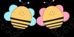 Bee Friends Clip Art - Bee Friends Image