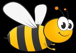 Bee Clipart Transparent & Bee Clip Art Transparent Images #1627 ...