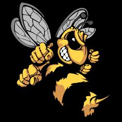 Bee Hornet Cartoon Clip art - Fist head cartoon bumblebee 1000*1000 ...