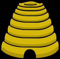 Bee Hive Clip Art at Clker.com - vector clip art online, royalty ...