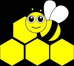 Clipart - Abeille-Bee-Kawai