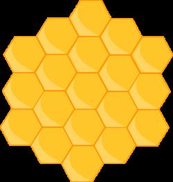 Honey Bee Clip Art | Large | Clipart | Pinterest | Clip art, Bees ...