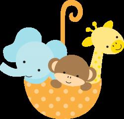 Baby Jungle Animals Baby shower Infant Diaper Clip art - shower 2544 ...
