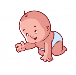 Diaper Infant Cartoon Child Clip art - Cute baby 1008*997 transprent ...