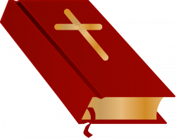 Brown Bible Clipart