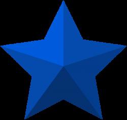 Blue Star PNG Clip Art Image | Patriotic clip | Pinterest | Clip art