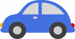 Blue Toy Car Clipart | SVG Files | Pinterest | Toy, Clip art and ...