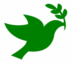 Holy Spirit Dove Silhouette at GetDrawings.com | Free for personal ...