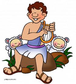 David Bible Clipart