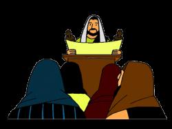 Jesus Preaches in Nazareth – Mission Bible Class
