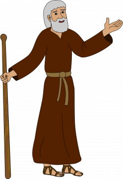 Clipart - Father Abraham