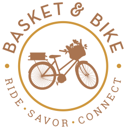 Basket & Bike T-Shirt — BASKET & BIKE