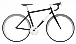 Clipart - bicycle