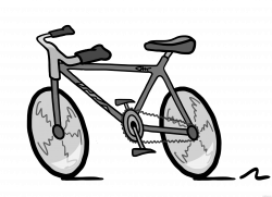 Bicycle - ClipartBlack.com