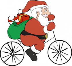 Free Bicycle Christmas Cliparts, Download Free Clip Art, Free Clip ...
