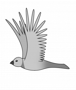 28+ Collection of Bird Flying Clipart Gif | High quality, free ...