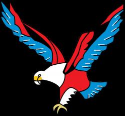 Clipart - Fish eagle