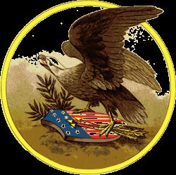 Clipart - american eagle
