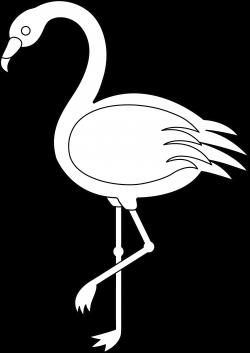 Flamingo Line Art | Classroom ideas | Pinterest | Flamingo, String ...