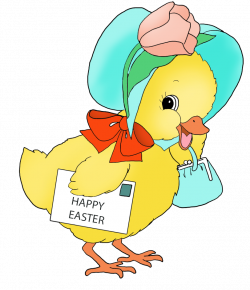 Funny and Cute Easter Clip Art