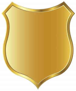 Golden Badge Template PNG Clipart Picture | Gallery Yopriceville ...