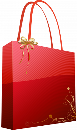 Red PNG Giftbag Picture | Gallery Yopriceville - High-Quality ...